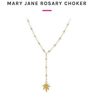 Vidakush Mary Jane Choker Necklace